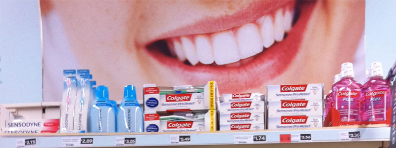 toothpaste vancouver