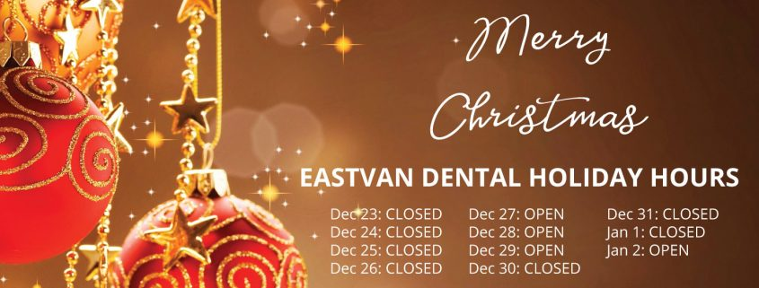 dentist holiday hours